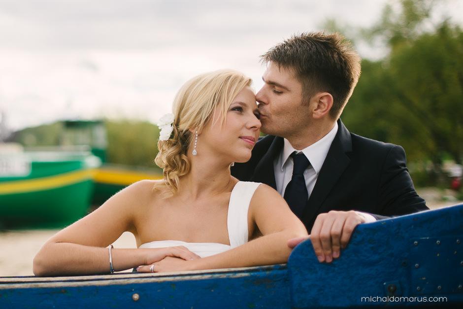 Plener ślubny w Gdyni Orłowie
