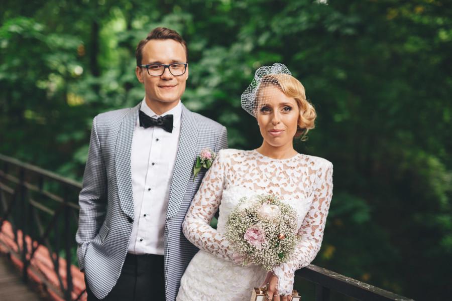 Movie themed wedding - Rita & Arek