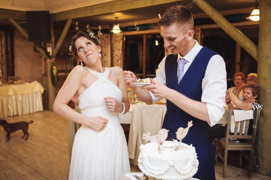 Wedding on the Pier - Agata & Chris