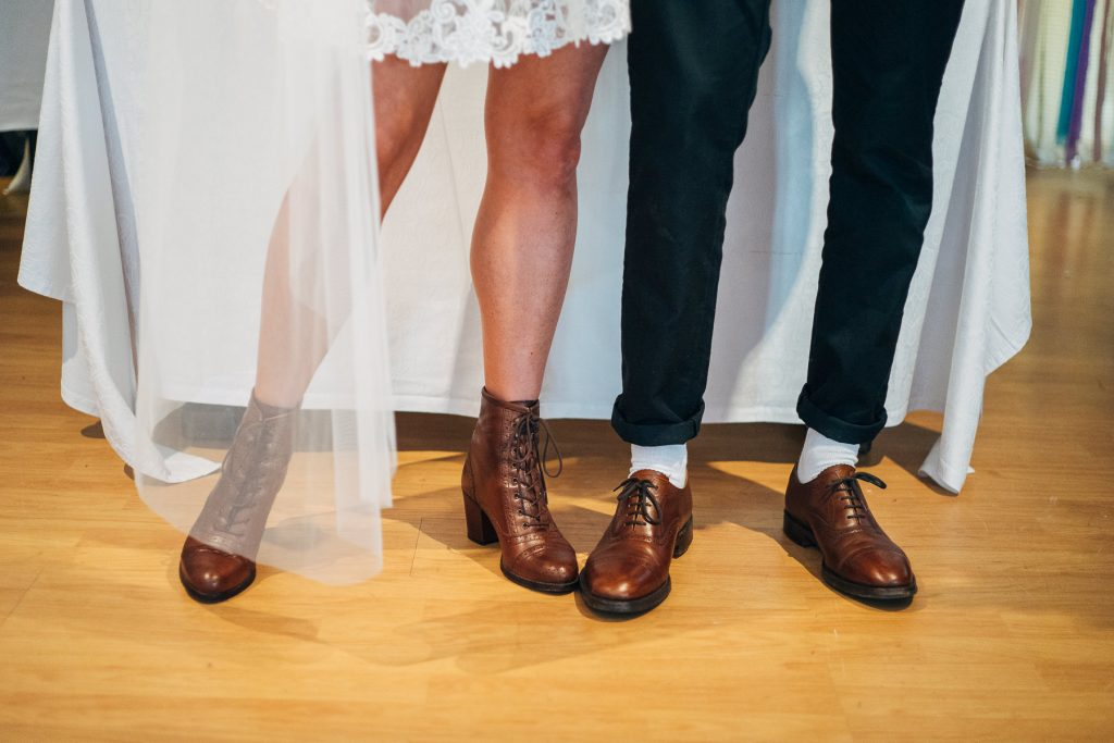 Bellows Mill Wedding Shoes