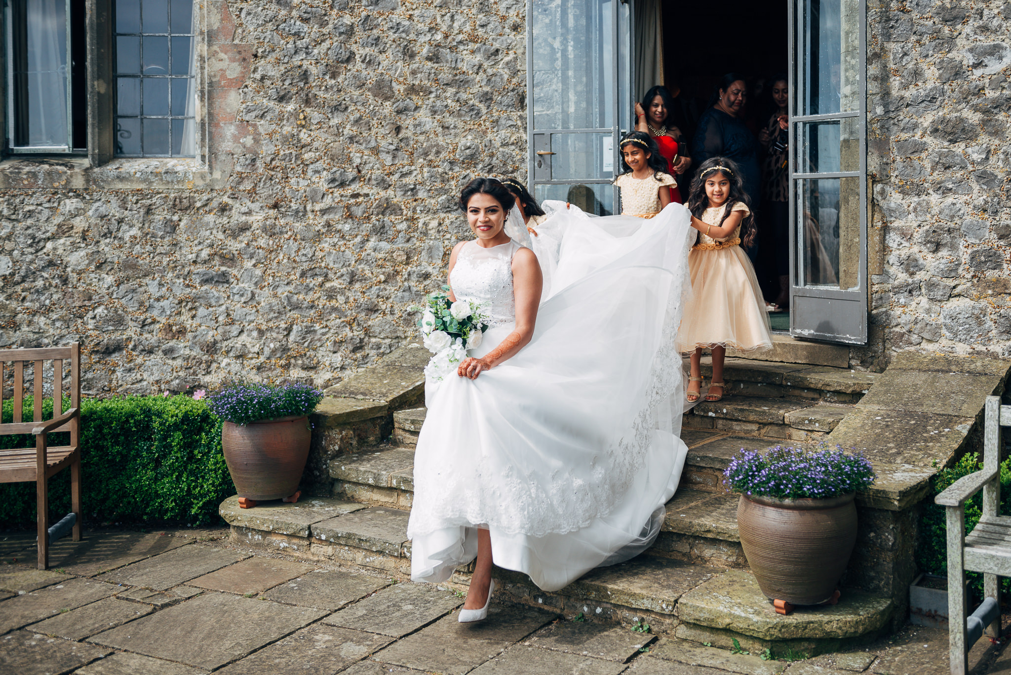 Lympne Castle Wedding