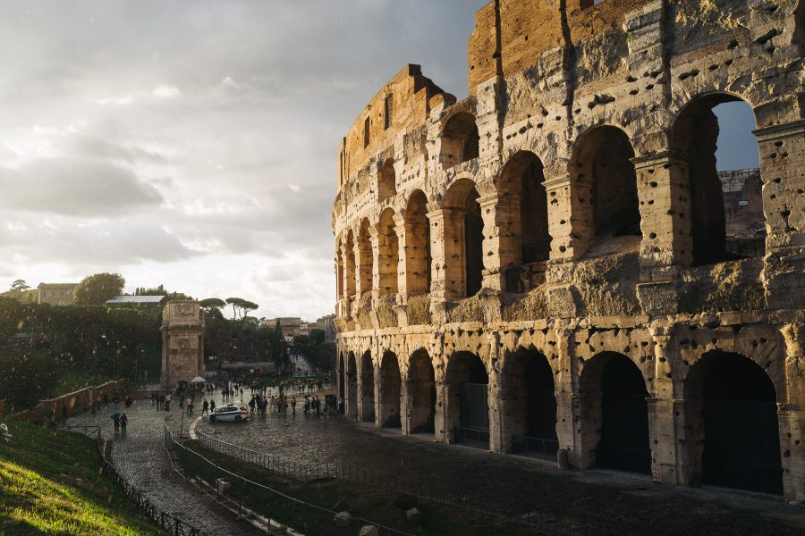 Holiday Break in Rome - Travel and Street Photography