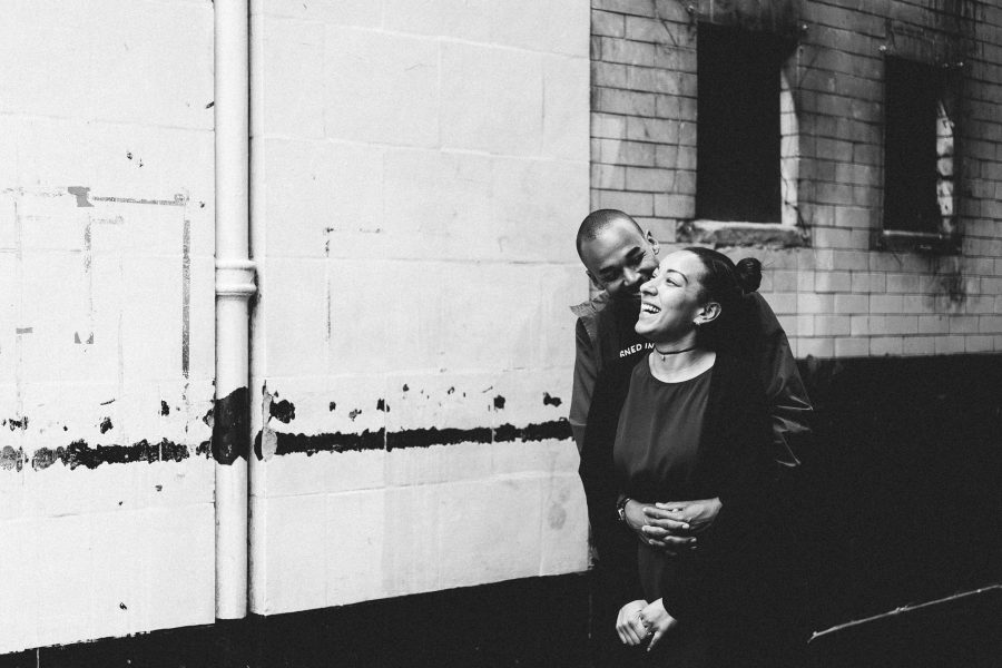 Engagement session in Cambridge - Gabby and Alex
