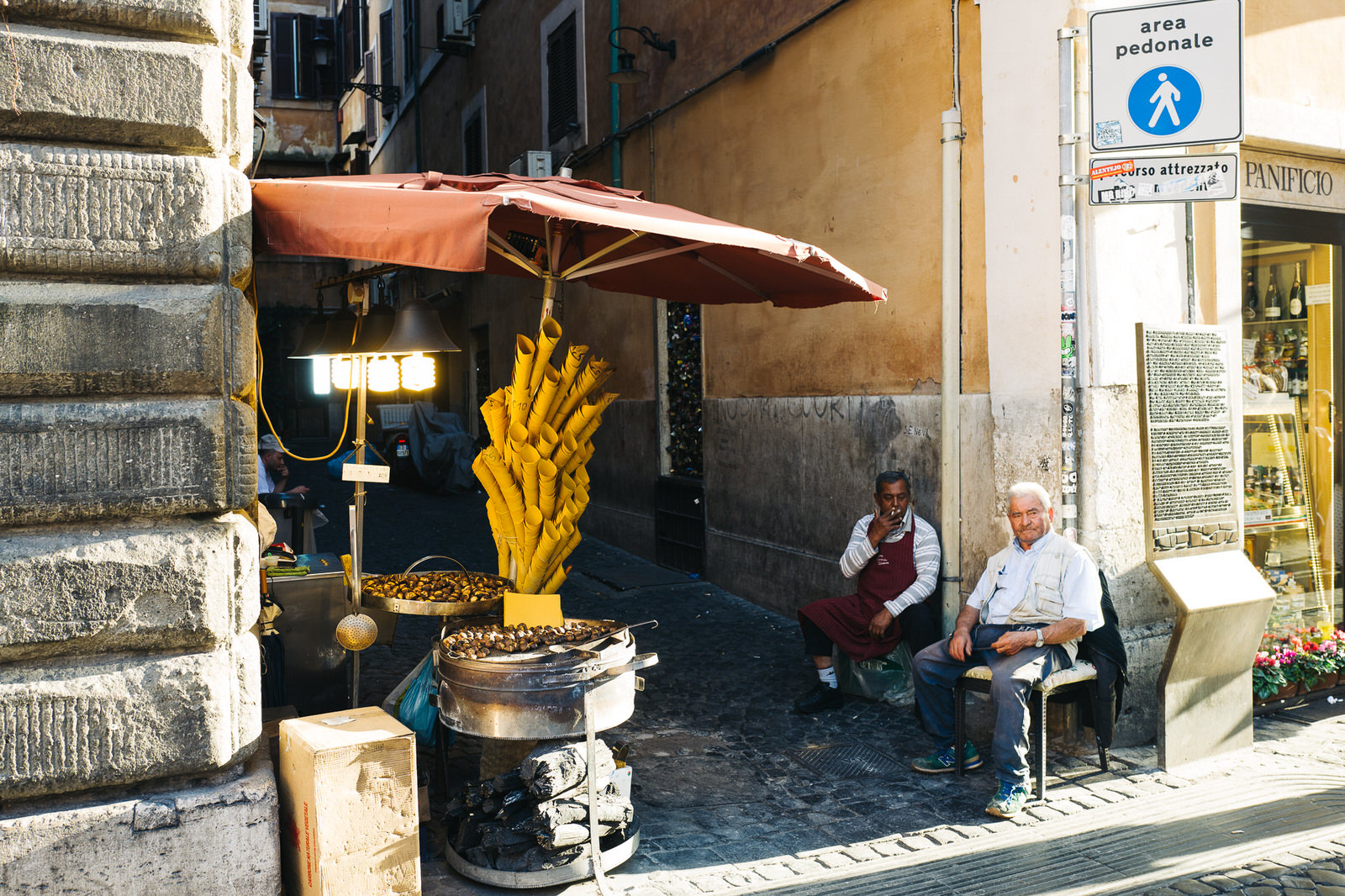 street photography Rome 2016
